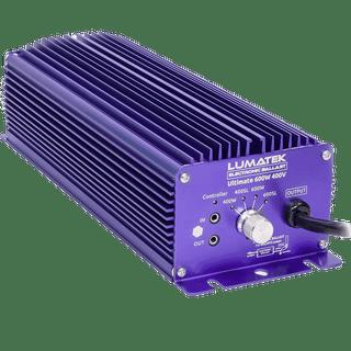 Lumatek Vorschaltgerät PRO 600W 230V 400 V autodetect dimmbar und steuerbar
